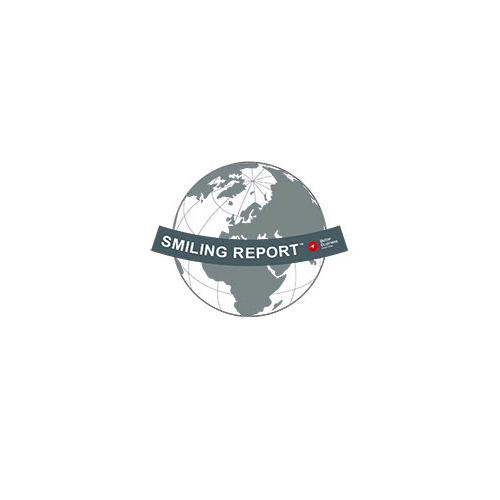 Logga smiling report