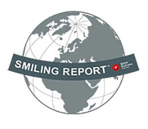 Smiling report logo