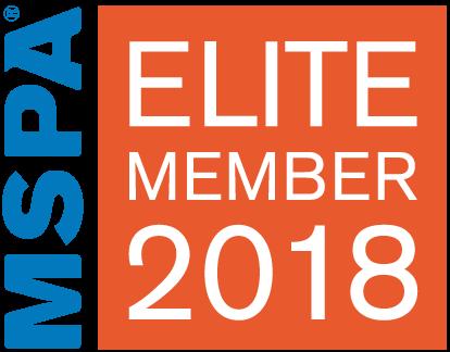 logga MSPA Elite member 2018