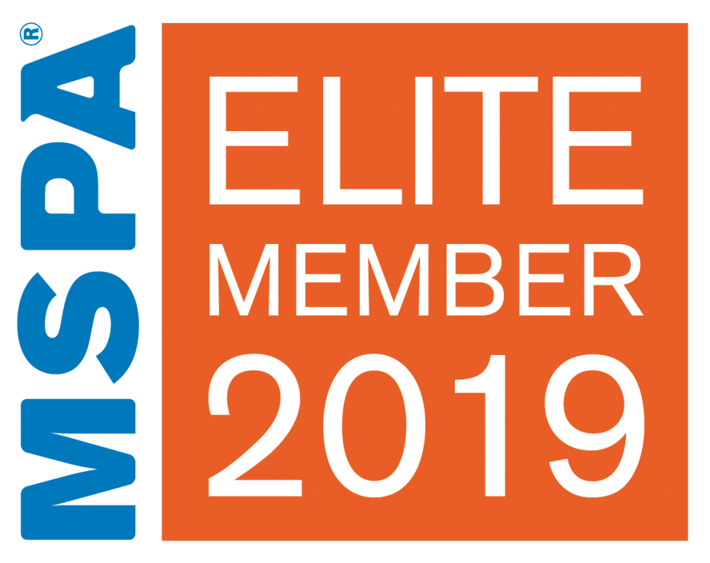 logga MSPA Elite member 2019